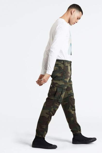 Брюки мужские Levi's 7963800000 зеленые 32/32 USA