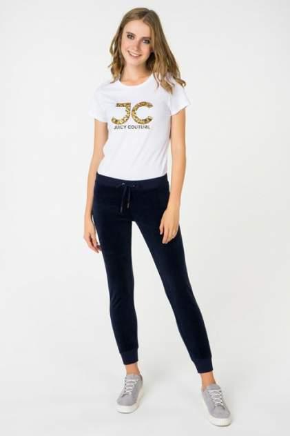 Брюки женские Juicy by Juicy Couture WTKB169869/405 синие L