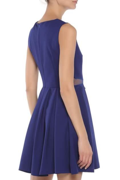 Платье женское Aron 6051 синее 38 IT