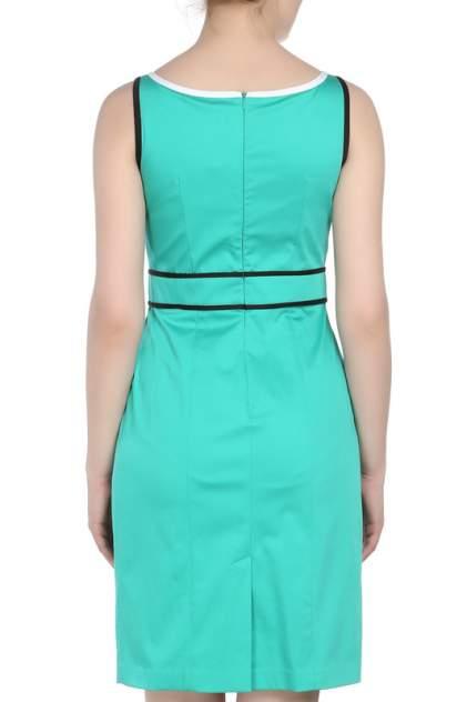Платье женское Maria Grazia Severi 0435/2110/72100 зеленое 42 IT