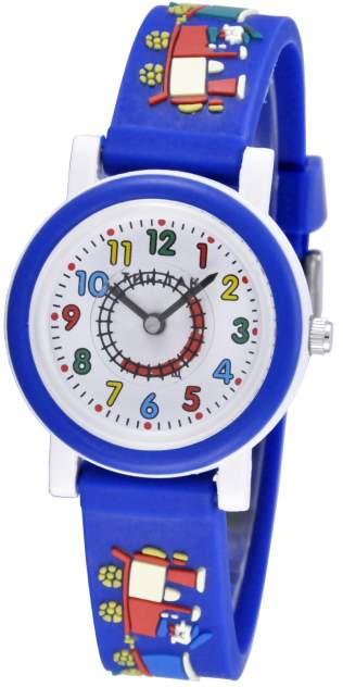 Детские наручные часы Тик-Так Н104-2 синий поезд