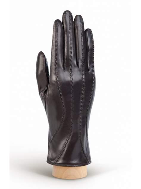 Перчатки женские Eleganzza IS92040 коричневые 7