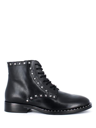 Ботинки женские Ash 69119, черный, серый