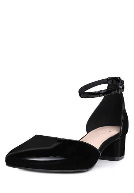 Босоножки женские Pierre Cardin 008065K0 черные 36 RU