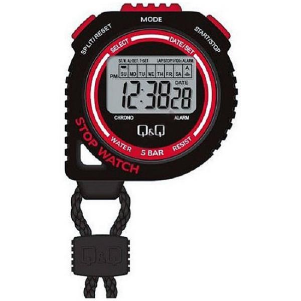Карманные часы Q&Q HS48-003 черные