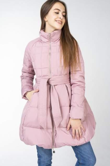Пуховик-пальто женский Incity 1.1.2.18.01.13.00201 розовый 44 RU
