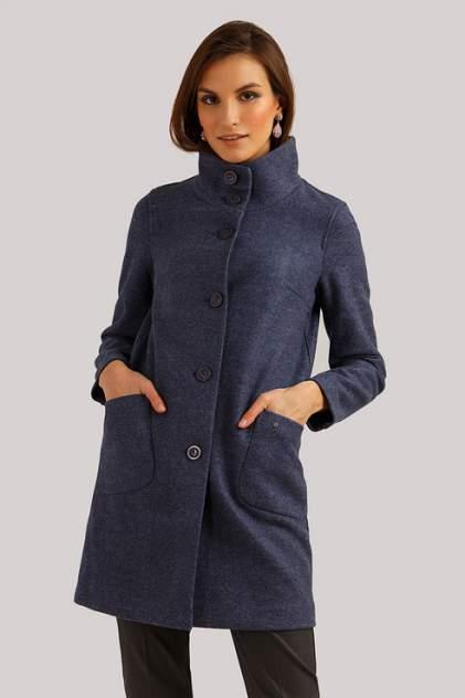 Пальто женское Finn Flare B19-12004 разноцветное L