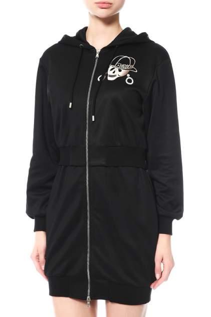 Женское платье MOSCHINO D 047154271555, черный
