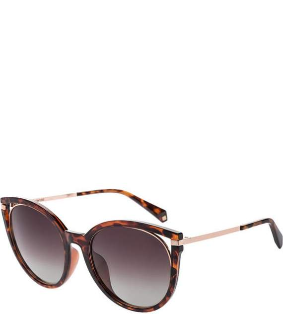 Солнцезащитные очки женские Polaroid PLD 4067/F/S 086, коричневый