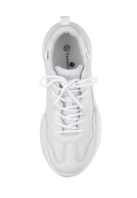 Кроссовки женские TimeJump 710018766 белые 37 RU