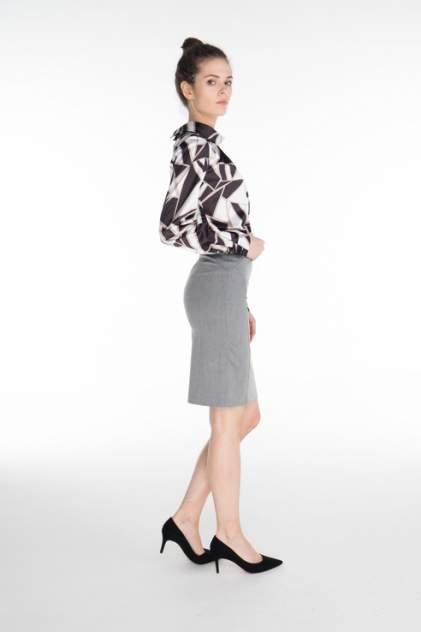Блуза женская Stella Di Mare Dress 123-17 бежевая 42 RU