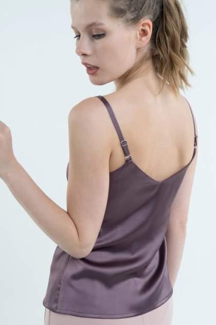Блуза женская Audrey right 180881-11801 фиолетовая 48 RU