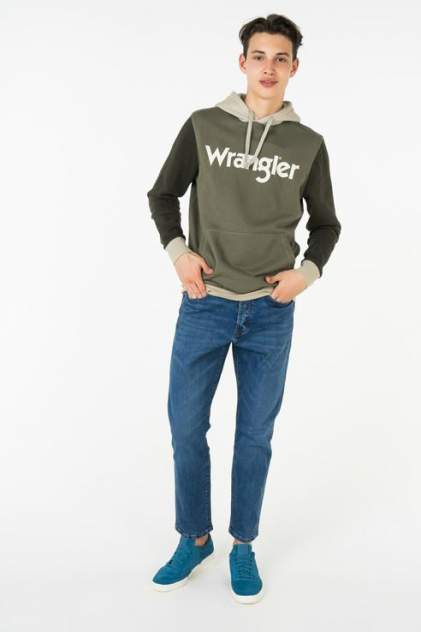 Джинсы мужские Wrangler W18RRS24M синие 36/32 USA