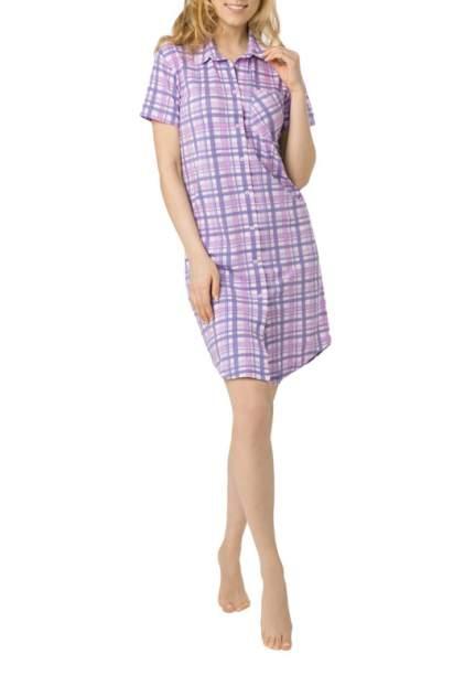 Халат женский Nic Club PRETTY 1901 фиолетовый S