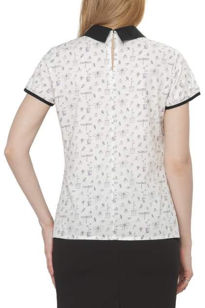 Блуза женская Limonti 704926 белая 48 RU