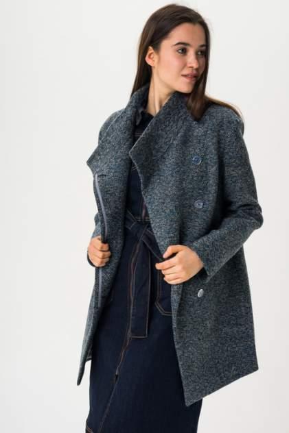 Женское пальто ElectraStyle 3-7004/5-308, серый