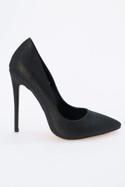 Туфли женские Ennergiia D507-B1663 черные 37 RU