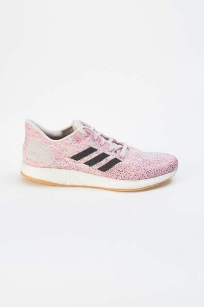 Кроссовки женские Adidas PureBOOST DPR W розовые 35,5 RU