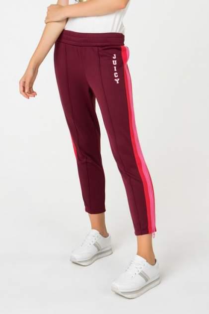 Женские брюки Juicy Couture JWTKB155298/629, бордовый