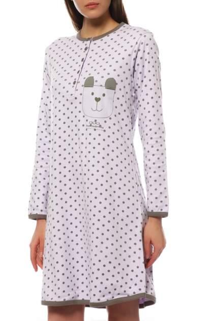Платье женское Buccia di Mela SDI10823Z фиолетовое S