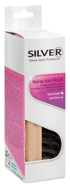 Щетка Silver horse hair brush  для обуви