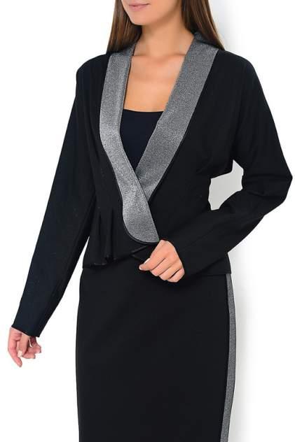 Пиджак женский Caterina Leman черный 42
