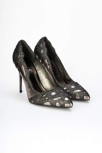 Туфли женские Betsy 909001/05 серебристые 35 RU