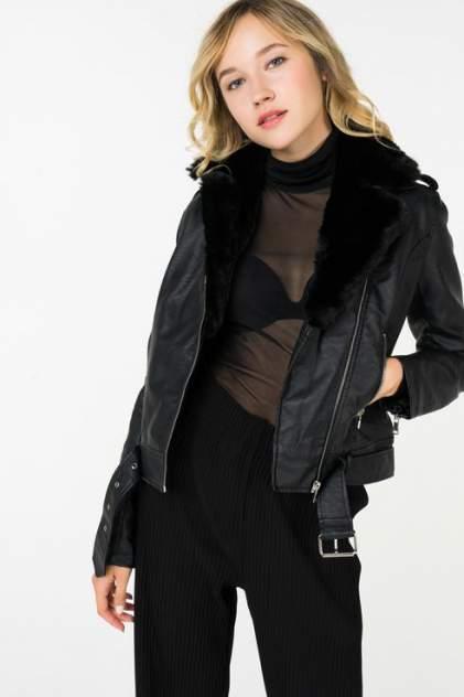 Куртка женская Incity 1.1.2.18.01.13.00129/194006 черная 44 RU