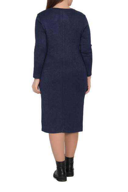 Платье женское Amarti 2-564 синее 56 RU