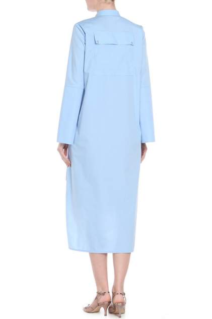 Платье женское Adzhedo 41494 голубое XL