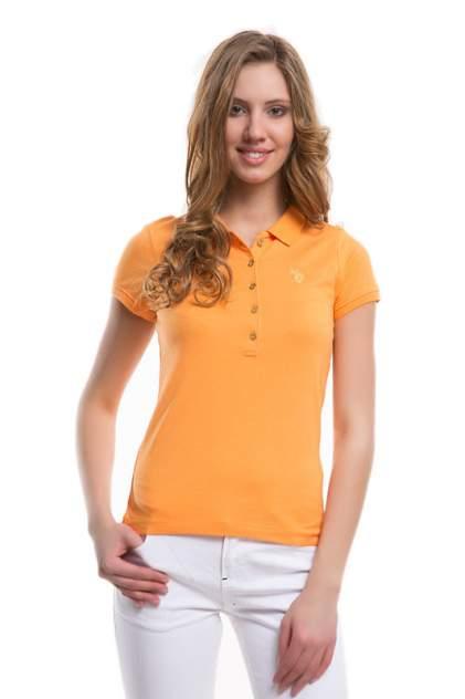 Поло U.S. POLO Assn. G082CS011U02RP01I14 584 ОРАНЖЕВЫЙ, оранжевый
