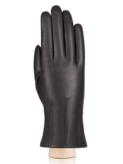 Перчатки женские Labbra LB-0530 черные 6.5