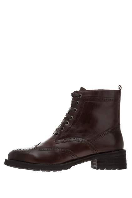 Ботинки женские M.SHOES 169903312, коричневый