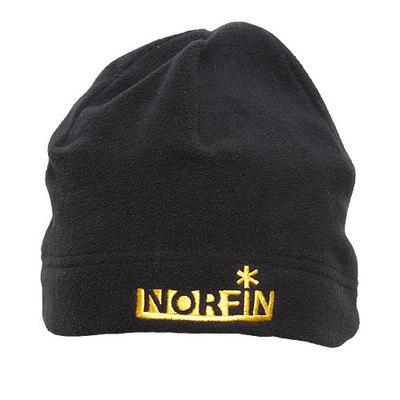 Шапка Norfin 302783-BL, черная, XL