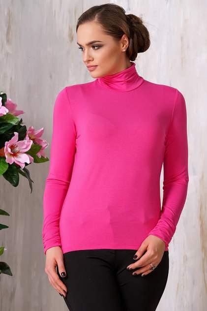 Водолазка женская VAY 0219 розовая 54 RU