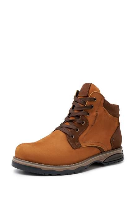 Ботинки мужские Alessio Nesca 261070J0 бежевые 45 RU