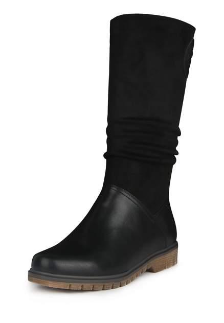 Сапоги женские T.Taccardi 25207740 черные 37 RU