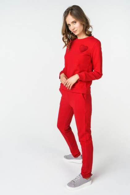 Женский костюм Fashion. Love. Story. 18PS9012, красный
