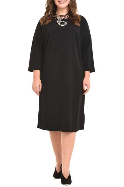 Платье женское SVESTA R652NO черное 52 RU