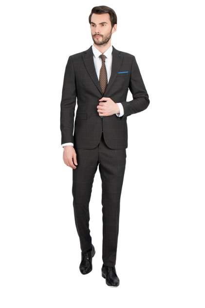 Мужской костюм BAZIONI 3321 MS LAGETTI LUX, коричневый