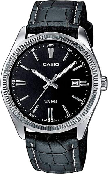 Наручные часы кварцевые мужские Casio Collection MTP-1302PL-1A