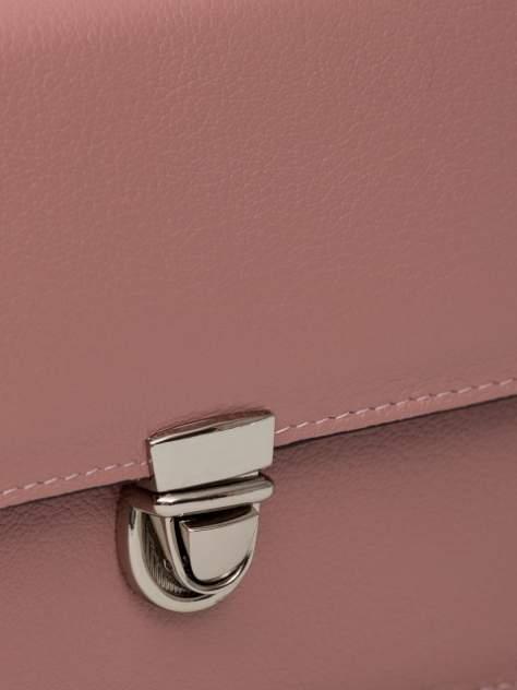 Клатч женский кожаный Labbra L-16261 розовый