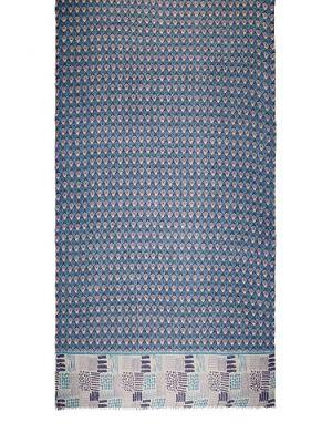Палантин женский Eleganzza MN41-19407 синий
