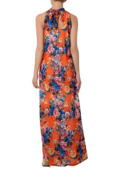 Платье женское Adzhedo 41740 оранжевое S