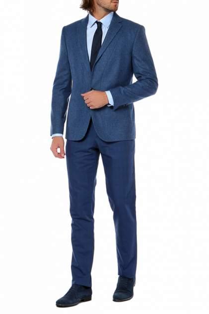 Пиджак мужской MONDIGO 470066/ синий 50 RU