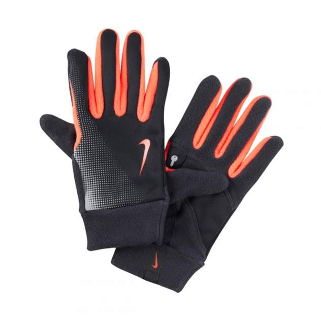 Женские перчатки Nike Nike Women's Thermal Run Gloves II, черный