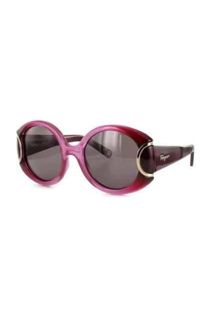 Солнцезащитные очки женские Salvatore Ferragamo 811S-605 бордовый