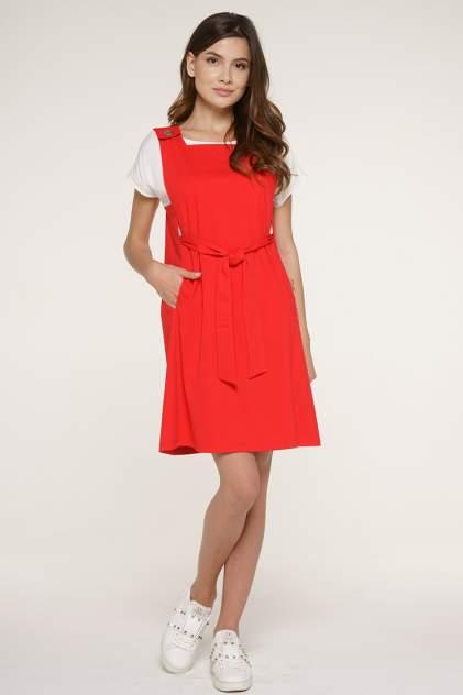 Женское платье VAY 192-3568, красный
