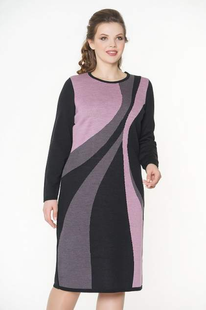 Женское платье VAY 182-2308, черный