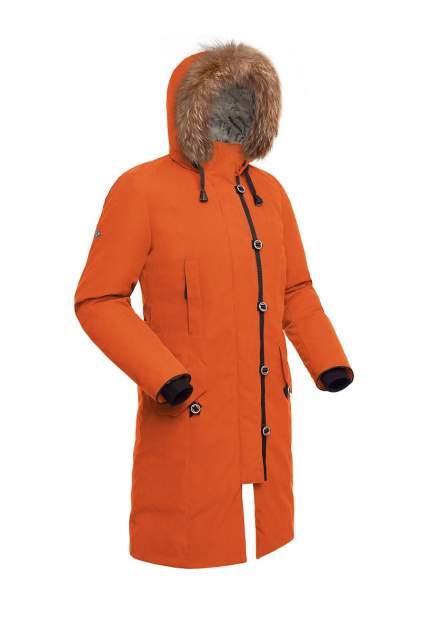 Пуховое пальто  HATANGA LADY 1464-9111-048 ОРАНЖЕВЫЙ 48